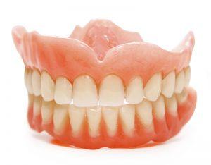 Perry Frydman DDS dentures